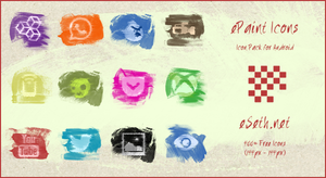 Paint Icons Pack for Android by gseth