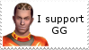 GG stamp by painfulIy