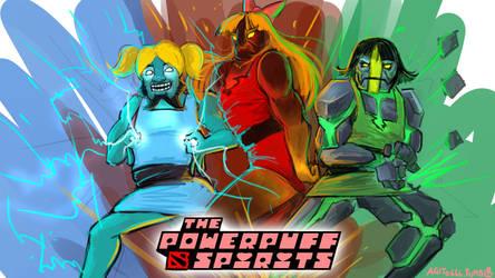 0486: The PowerPuff Spirits by Agito666