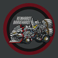 Reinhardt by Agito666