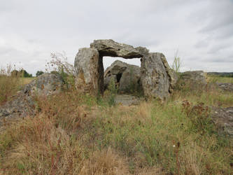 Dolmen stock by LittleOph