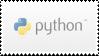Stamp - Python Logo by AnonymousLink