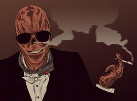 Dead Money Domino by PsykerScum