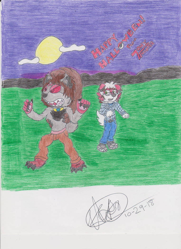[HAPPY HALLOWEEN] Goin' Berserk! by Tonythunder