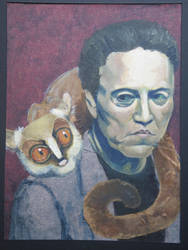 Walken and bushbaby by jay6cee6