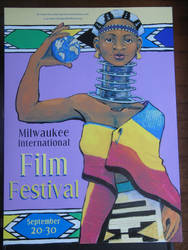 MIFF poster by jay6cee6