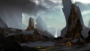 Column Towns by madspartan013