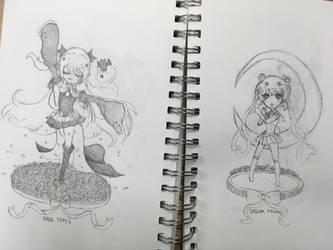 Sketches  by IvoryAi