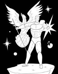 Voyager Inked by StarGamerWorld