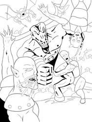 Durgan Inked by StarGamerWorld
