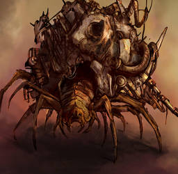 junk bug by lordrhino15
