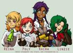 KPLR - Friendship Coloration by ChibiMusouka