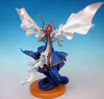 Wind Goddess, Belldandy by resinmonkey