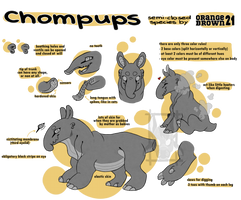 :CHOMPUPS: semi-open species by kylohnn