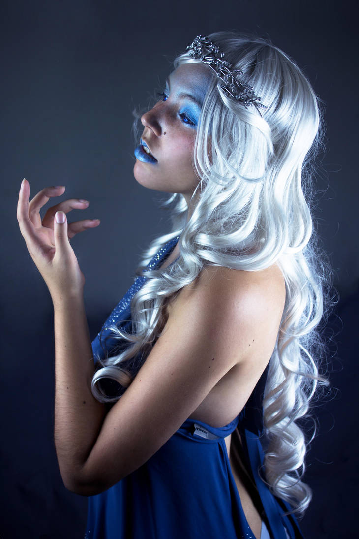 Snow Queen stock 5 by charligal-stock