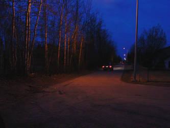 Nighttime by Catronos