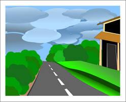 Road road.. by rockraikar