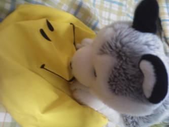 Deflated smiley by hirohusky