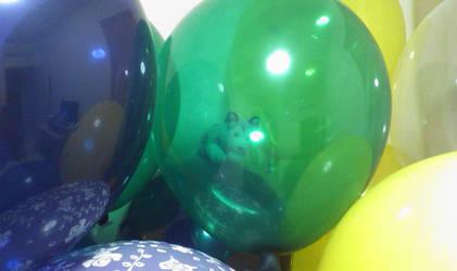 SS-balloonfield by hirohusky