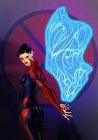 Scarlet Witch - X-Man by JarOfLooseScrews