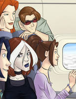 Air Travel by JarOfLooseScrews