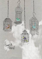 Caged bird by tabithaemma