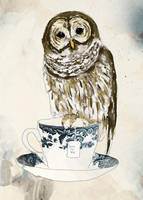 Time for tea by tabithaemma