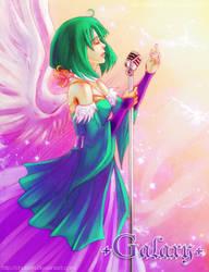 Ranka Lee- Galaxy by Morigalaxy