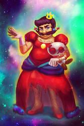 Princess Marioch by Morigalaxy
