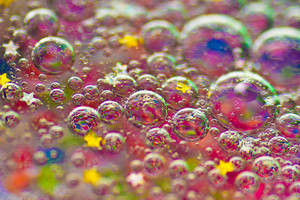 Rainbow Drops by sneakjoint