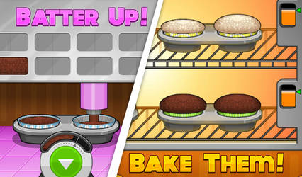Papa's Cupcakeria HD Apk Android Download for Free by oliverpetegamesapk