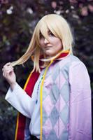 Wizard Pendragon by Yumi-Oumura