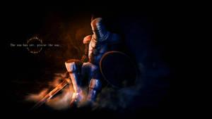 Dark Souls - The sun has set, praise the sun. by FixelCat