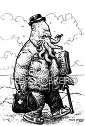 Dr. Zoidberg by sobreiro