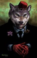 Wolf by sobreiro