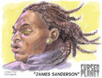 Cursed Planet: Sanderson by sobreiro