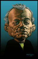 Bill Murray by sobreiro