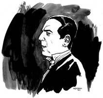 Bela Lugosi by sobreiro