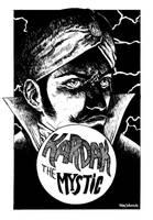 Kardak the Mystic by sobreiro