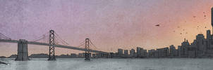 San Francisco 2108 by sobreiro