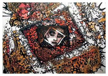 kaleidoscope by Farawaytale