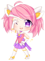 Star Guardian Lux by Nekuchi