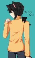 Black Cat by Nekuchi