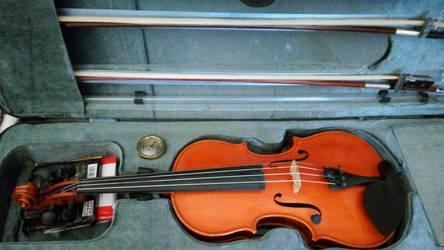 Violin (2) by Annie1289