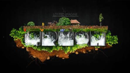 Little Island by Lacza