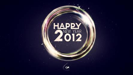 Happy New Year 2012 by Lacza