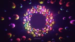 Happy Christmas  2015 by Lacza
