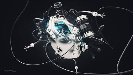 Cybernetic by Lacza
