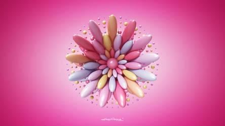 Orchidea by Lacza