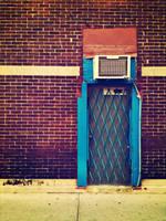 Door Robot by jonniedee